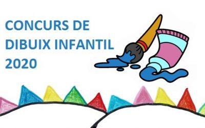 Concurs de Dibuix Infantil VERN 2020