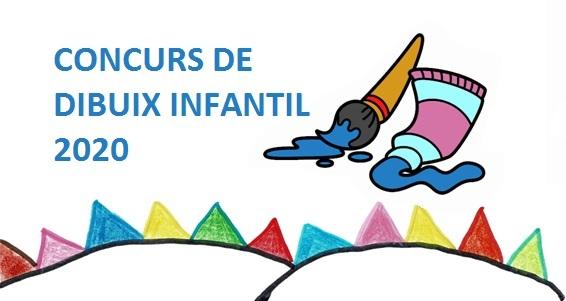 Concurso de Dibujo Infantil VERN 2020