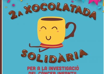XOCOLATADA SOLIDARIA – 2019
